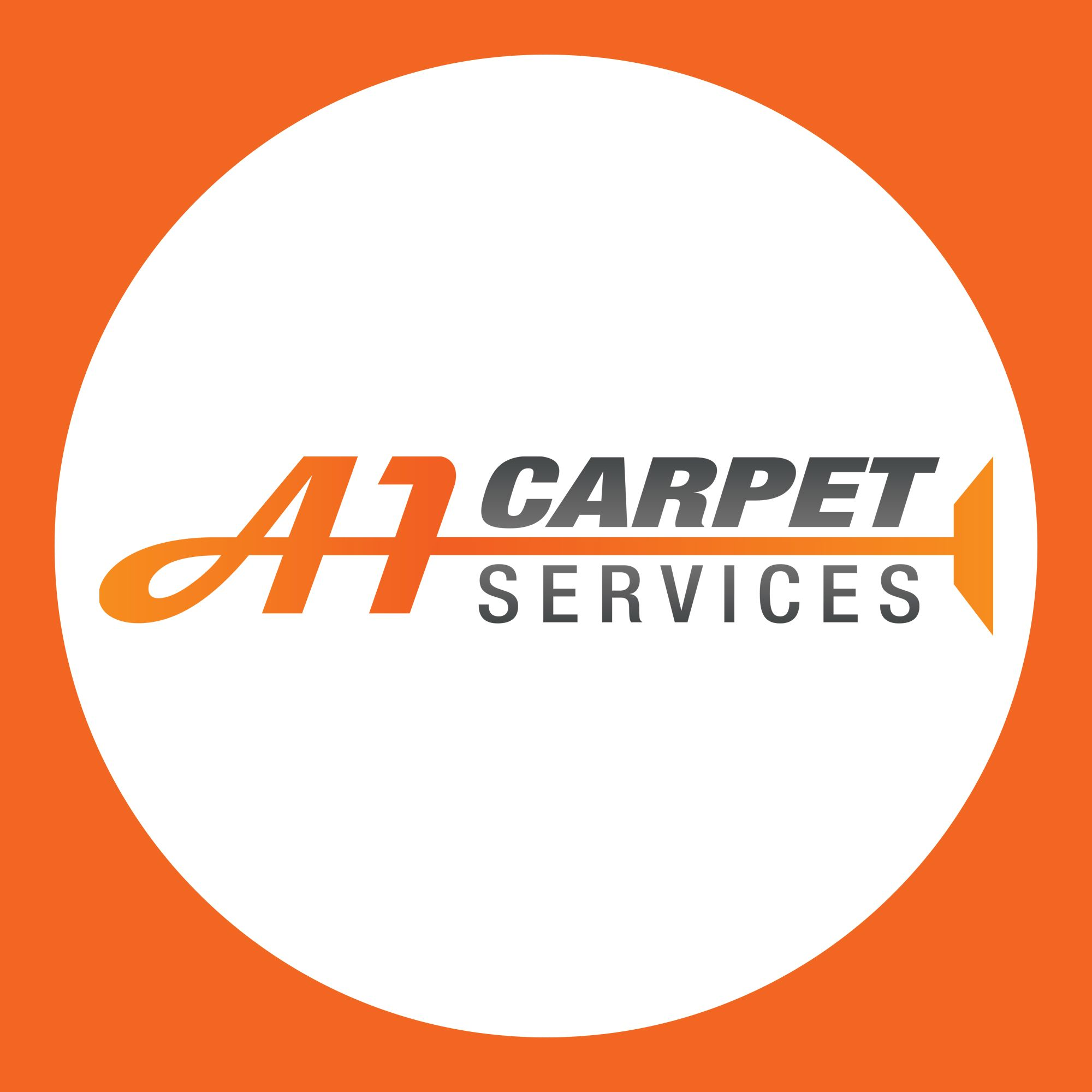 A1 Carpet Services Logo